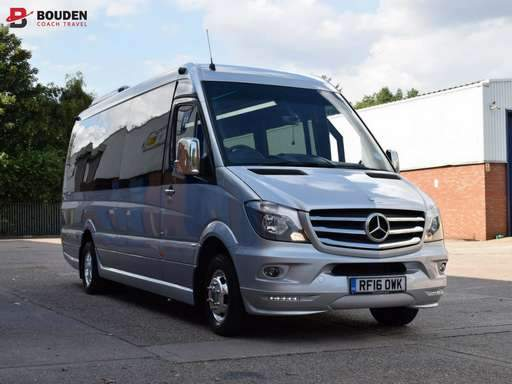 Our Services - Bouden Coach Travel