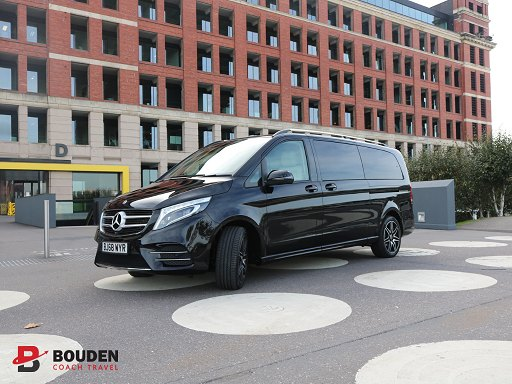 Chauffeured MPV Hire