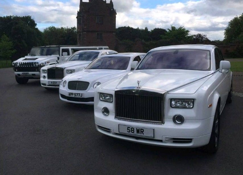 Rolls Royce & Bentley Hire