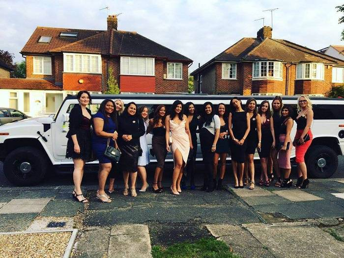 Stretch Hummer Limo Car Hire For Birthday Parties, Prom, Weddings, Hen Do's and Stag Do's
