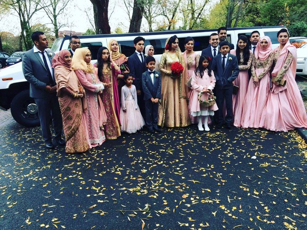 rent a stretch limousine for your wedding